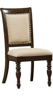 Havertys - Welcome Home Upholstered Dining Chair | Comedor ...