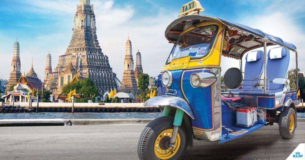 Empresas têm passagens para Ásia a partir de R$ 2.534