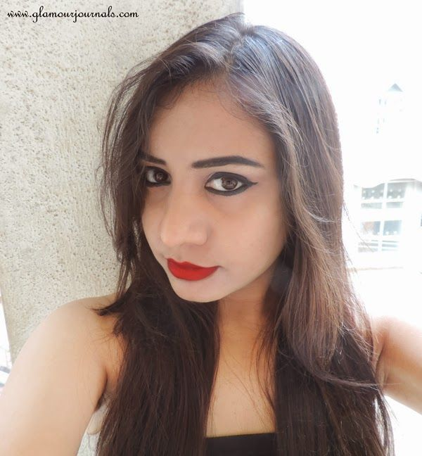 MAC Ruby Woo Lipstick Review In India