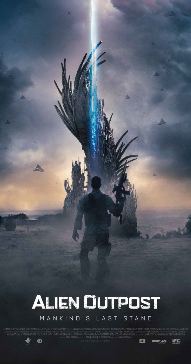 Alien Outpost 2014 Movie Review Alien Outpost Outpost Movie Alien Invasion