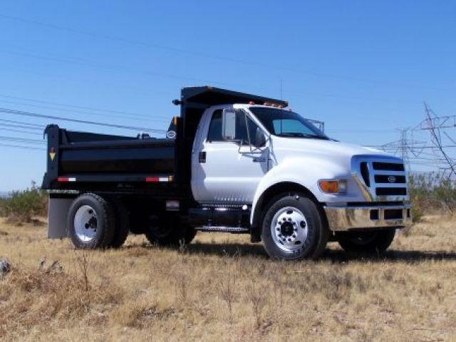Camiones Volquetes Ford Http Espanol Rockanddirt Com Trucks For