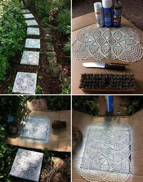 20 great diy ideas for decorating with lace 4 do it yourself today 20 great diy ideas for decorating with lace 4 solutioingenieria Images
