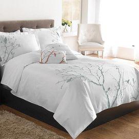 whole home md ensemble housse de couette 39 sorina 39 bedrooms pinterest duvet buy. Black Bedroom Furniture Sets. Home Design Ideas
