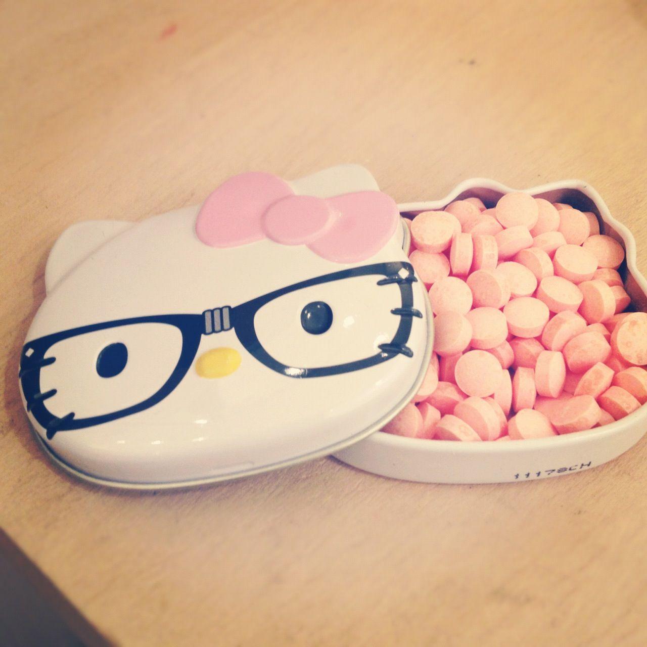 Hellow kitty mints hello kitty