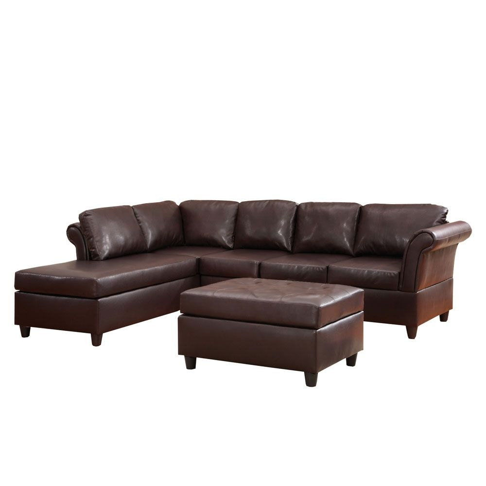 Terso Sectional Sofa And Ottoman Set Our Next Sofa Is A Sectional