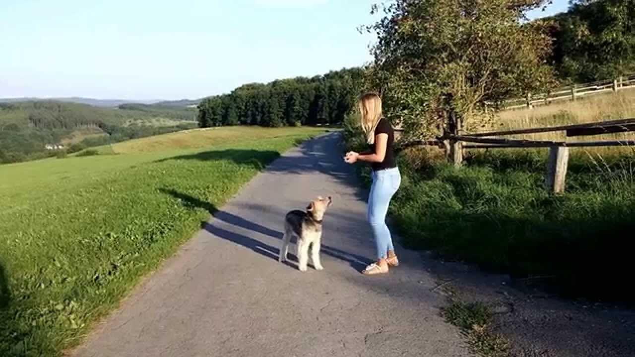 German Au Pair, Eva, EurAupair Video Profile