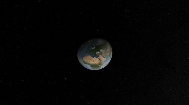 NASA - Dynamic Earth