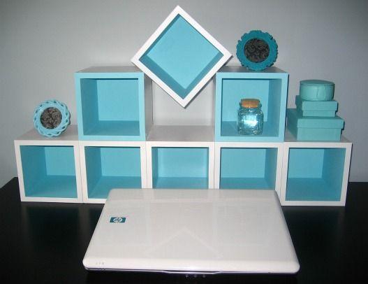 Storage Cube Paint Project