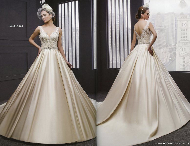 Vestidos novia gijon