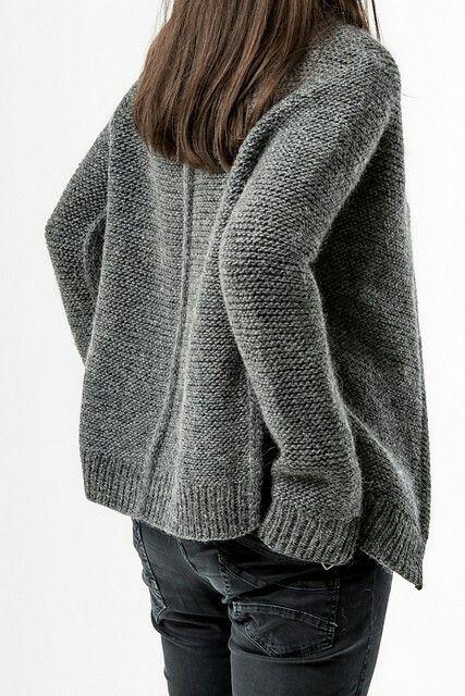 Pin de Miyuki Burgess en Knitting | Pinterest | Hilo, Abrigos y ...