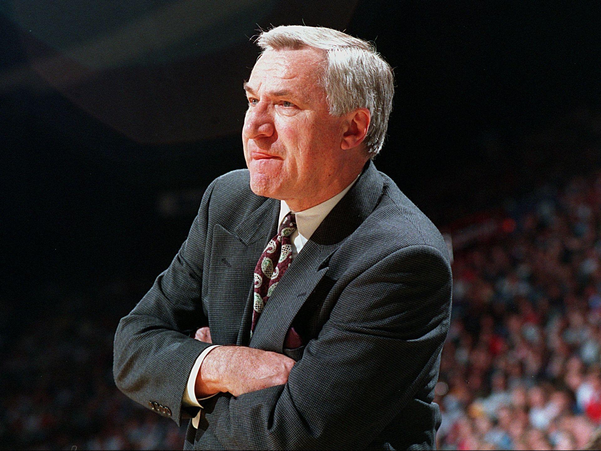 Legendary North Carolina coach Dean Smith dies at 83
