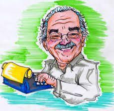 gabriel garcia marquez caricatura - Buscar con Google