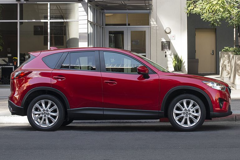 Toyota RAV4 2015 vs Mazda CX5 2015 The Great Battle Of