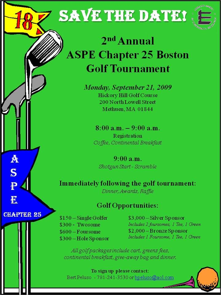 examples of golf tournament flyers Read the Flyer for all the - golf tournament brochure