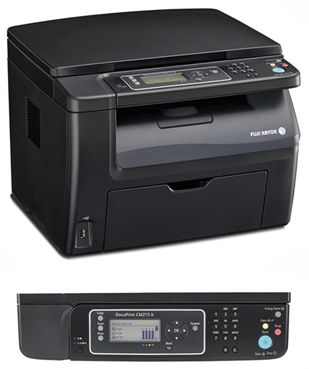 Fuji Xerox Docuprint Cm215 B 3 49jt Printer