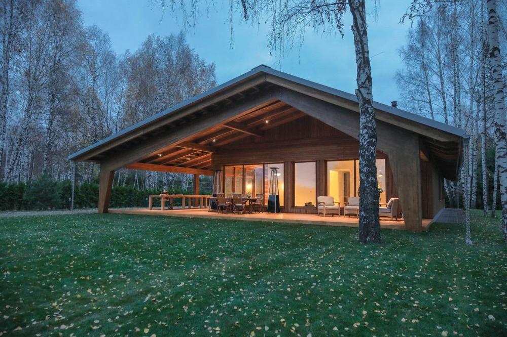 дом на курорте