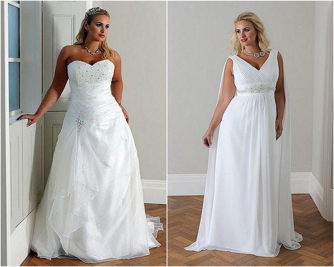 Plus Size Wedding Dresses - 2012 Picks for the Full Figure Bride ...