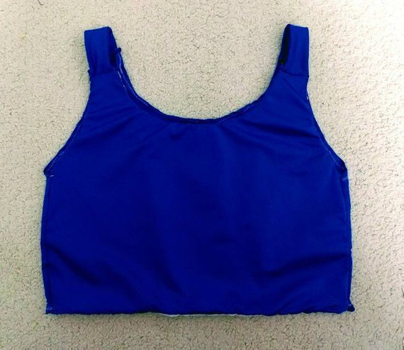Athletic Tank Tops, Ftm, Chest