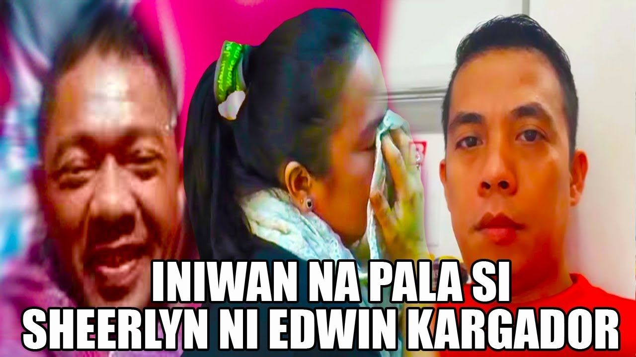 Sheerlyn Gerasta Hiniwalayan Na Ni Edwin Kargador Nya Youtube Videos Movie Posters