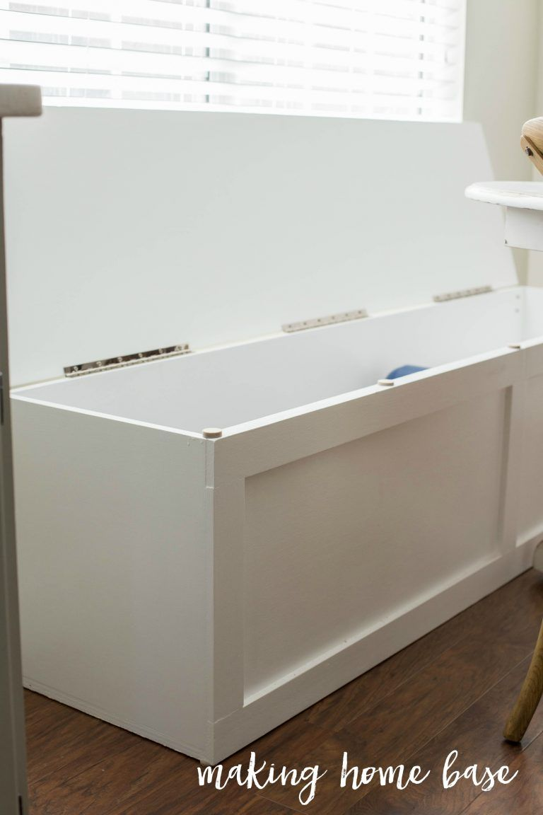 Terrific How To Build A Window Seat With Storage Diy Tutorial Diy Gmtry Best Dining Table And Chair Ideas Images Gmtryco