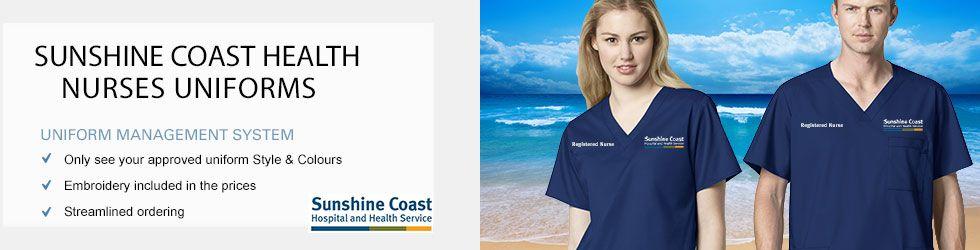 0bae45950a0 Sunshine Coast Queensland Health Nurses Uniforms Hospital Health, Scrubs  Uniform, Medical Scrubs, Sunshine