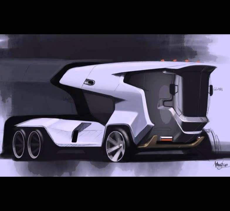Future Semi Truck Concepts