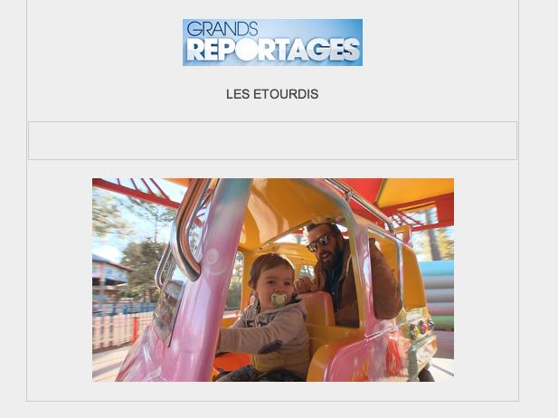 TF1 Grands Reportages Télévision