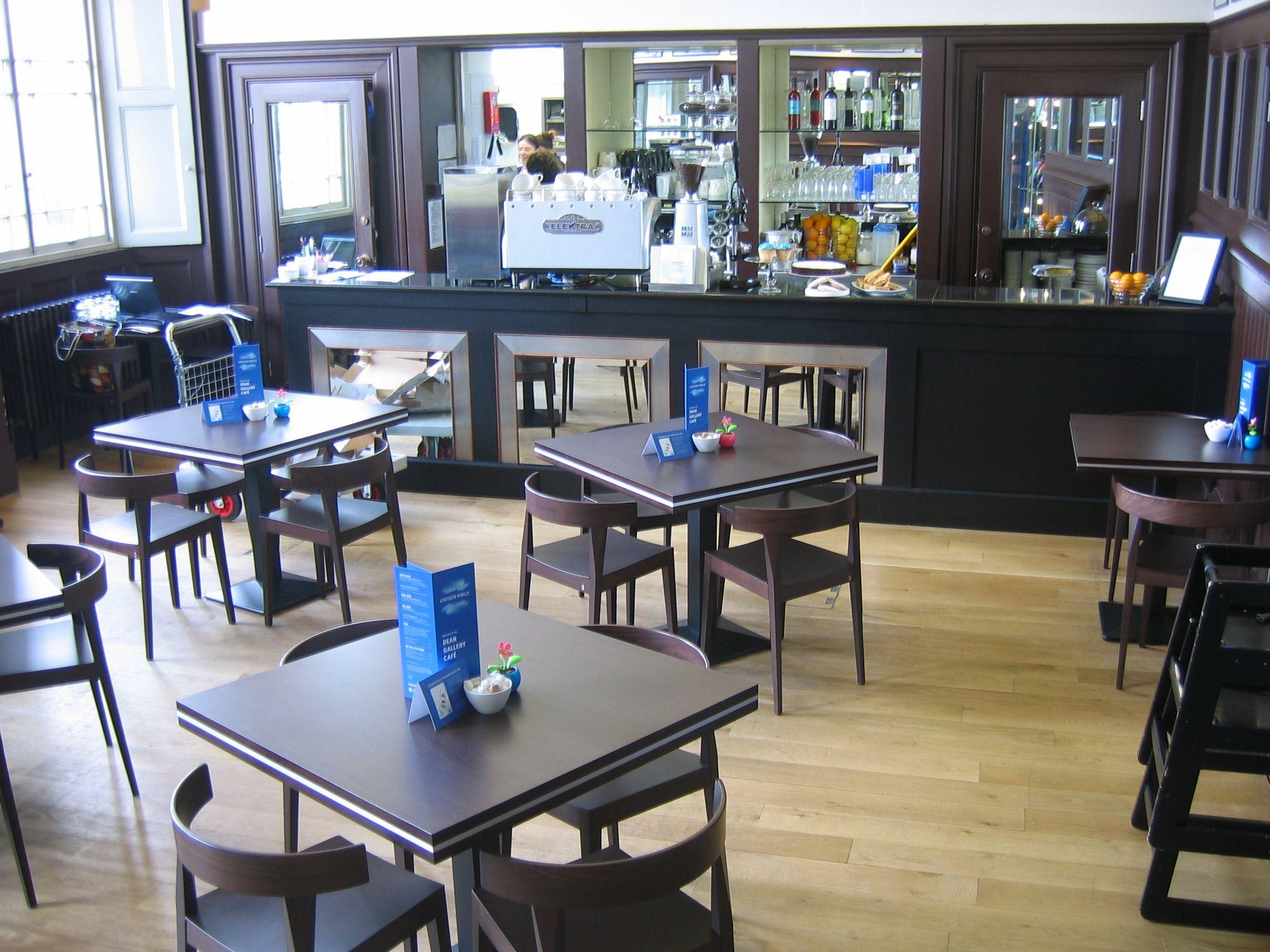 Cafe Modern Two Scottish National Of Art