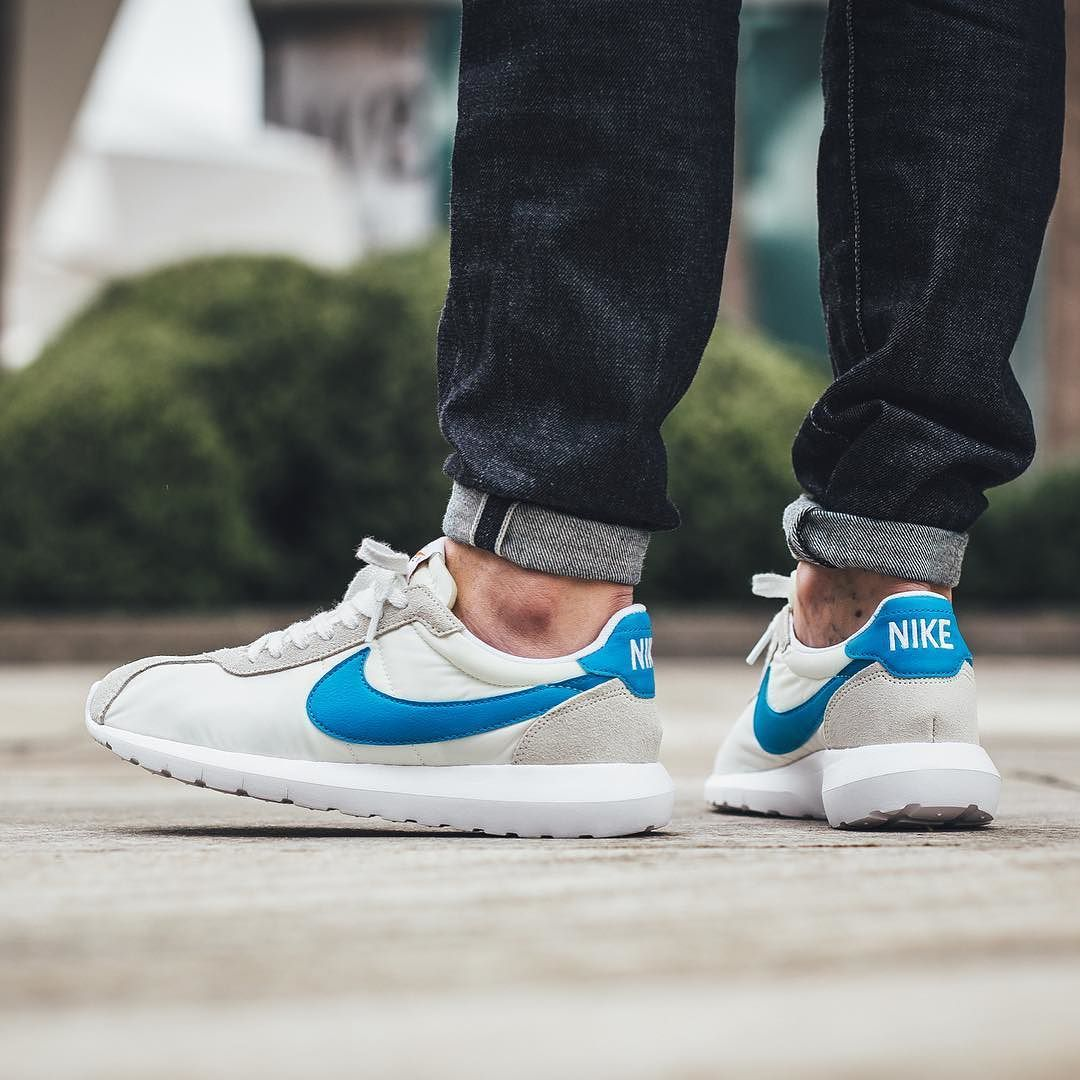 factory price b5604 41822 Nike Roshe LD-1000 - Summit White Blue Glow available now in-store and  online  titoloshop Berne   Zurich by titoloshop
