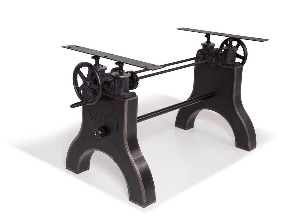 Tischgestell Wien Esstischgestell Gestell Untergestell Hohenverstellbar 110 Cm In Mobel Wohnen Mobel Tischgestell Tisch Hohenverstellbar Tischgestell Metall