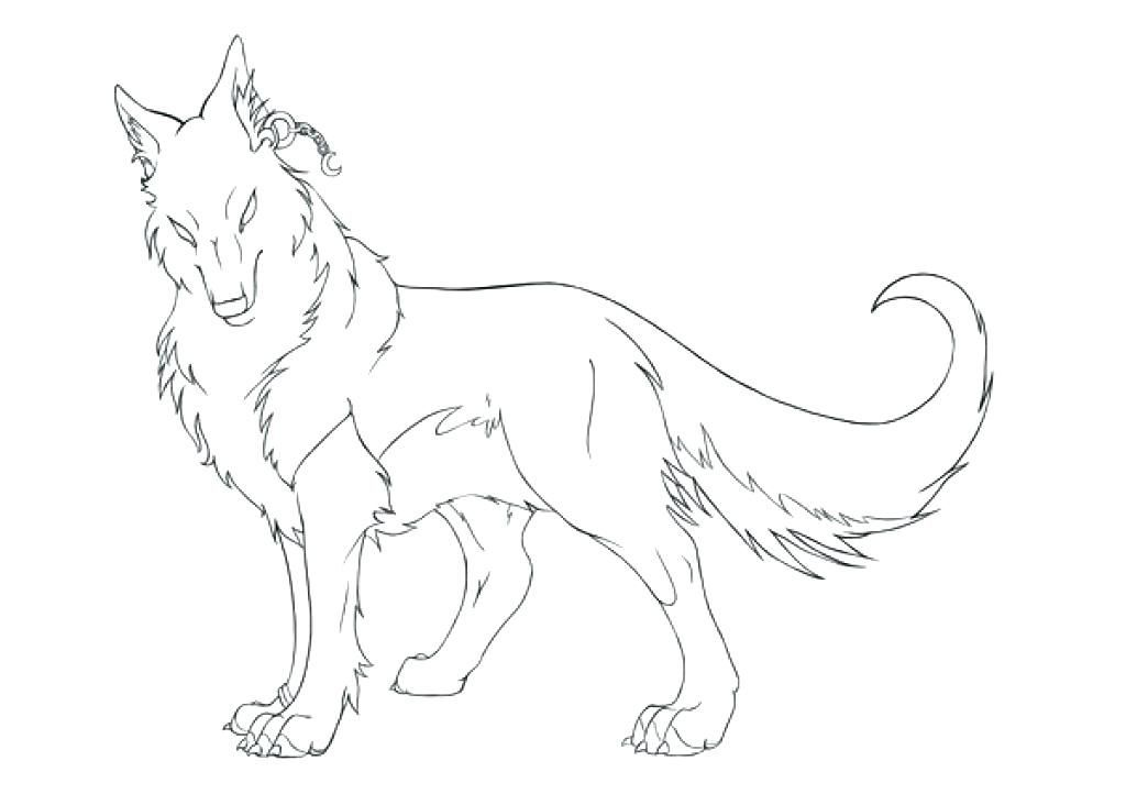 Cool Wolf Coloring Pages Ideas | Animal coloring pages ...