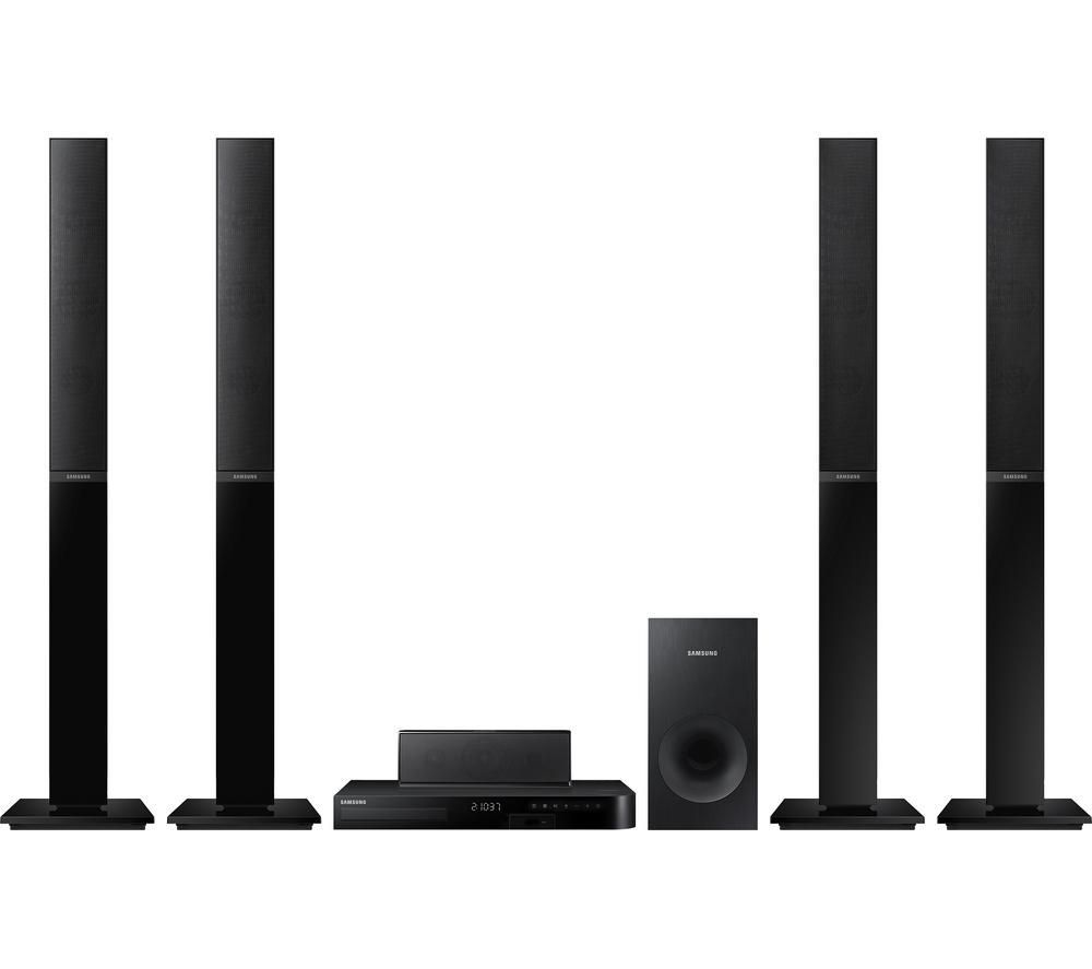 HT-J4550 5.1 Smart 3D Blu-ray & DVD Home Cinema System | Surround ...
