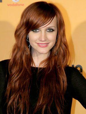 Ashlee Simpson Her Hair Was Glorious Hair Beauty Hair Styles Hair