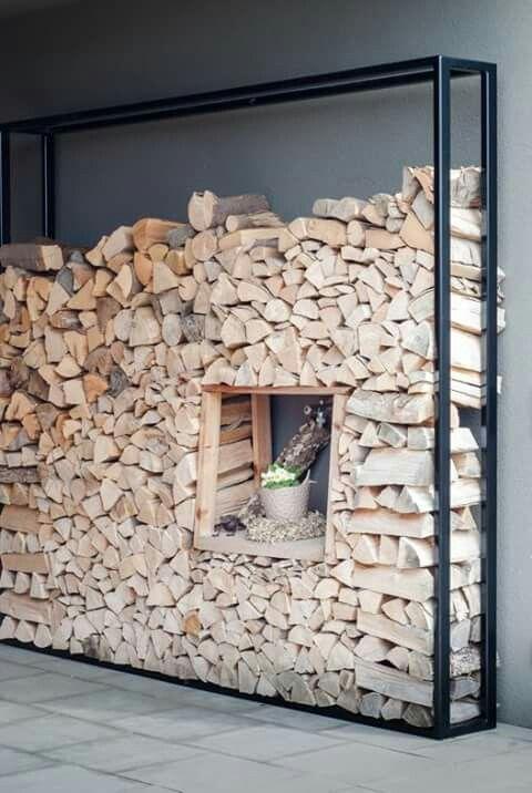 Einzigartiges Holzregal von Metalltechnik Thomas Prückl  www.metalltechnik@prueckl.eu