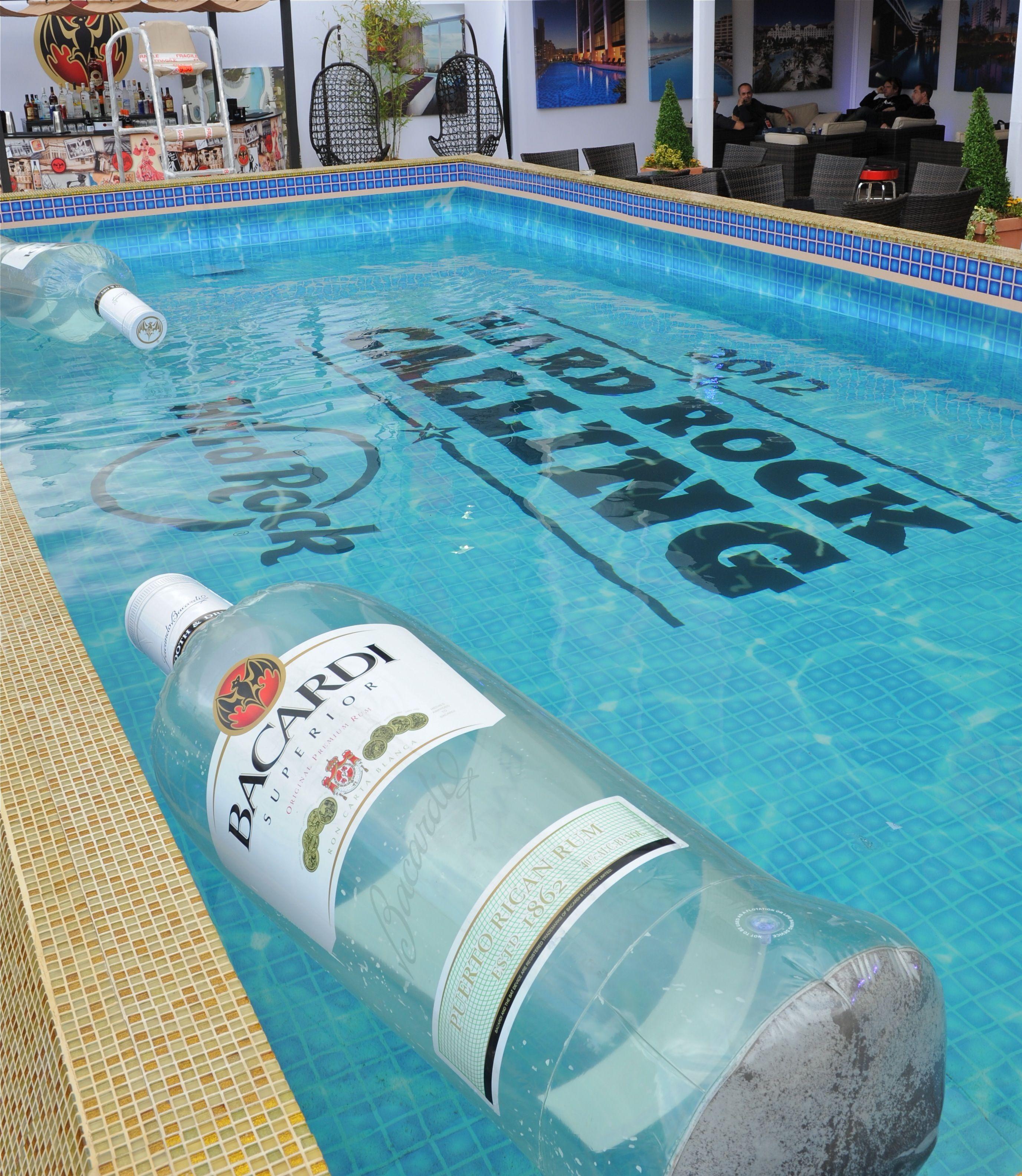 Hard Rock Calling Pool