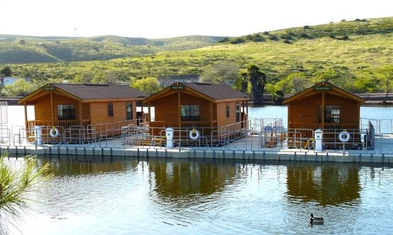 Beau San Diego · Three Floating Cabins