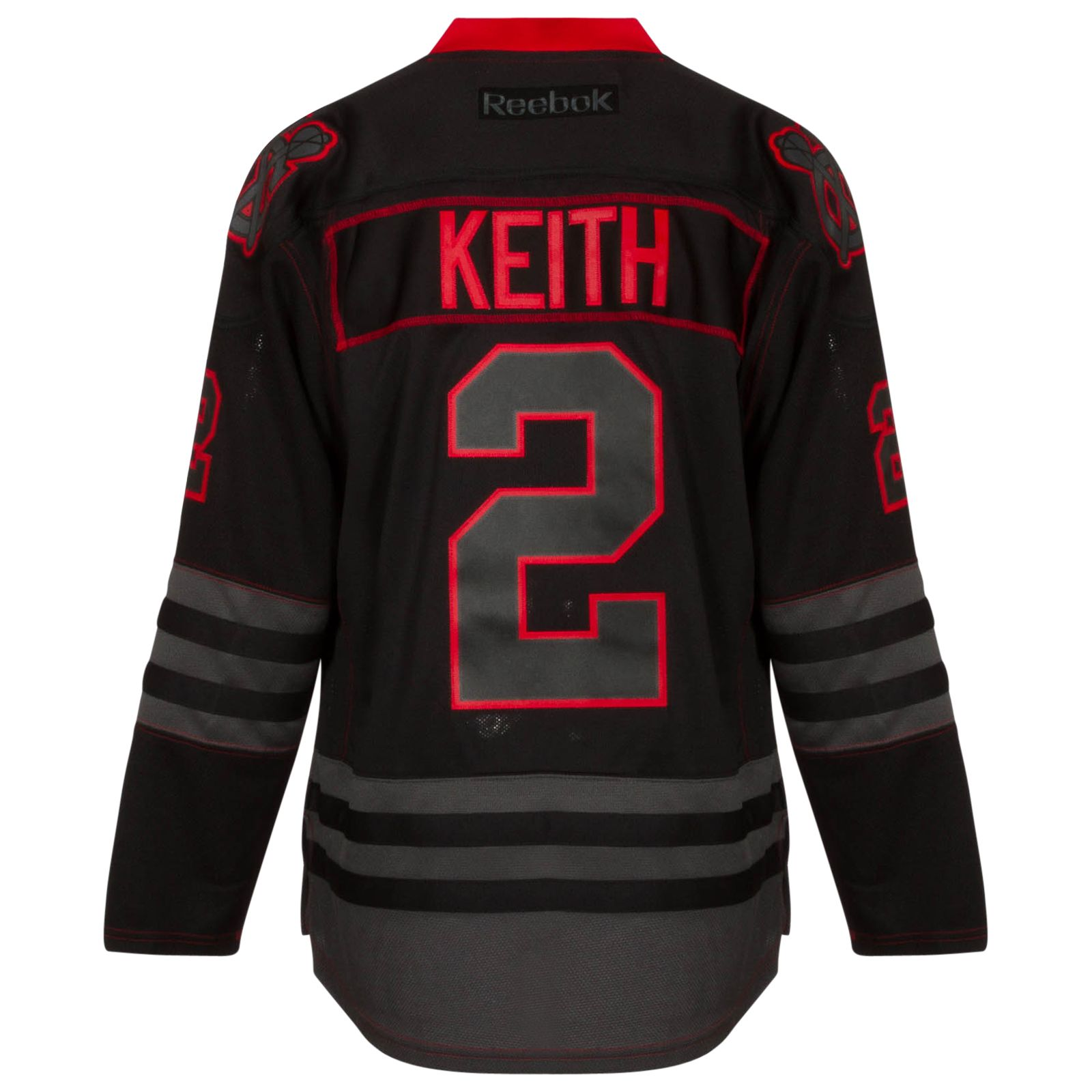... 2 youth hockey jersey green 6a359 0d309  sweden chicago blackhawks mens  black ice duncan keith premier jersey by reebok chicago blackhawks ee017  c7ca8 35a268bdb