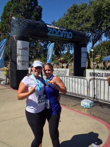 Napa Valley Zooma and My First Half Marathon | http://fitnessmomwinecountry.com/2014/06/napa-valley-zooma-and-my-first-half-marathon/ #napavalley #zoomarunner #halfmarathon