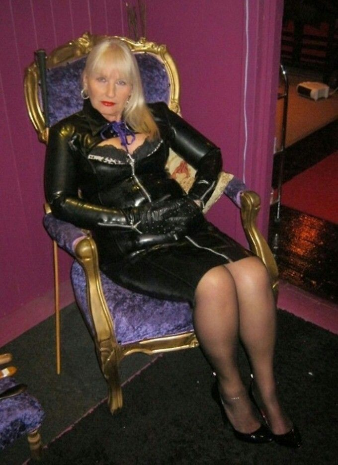 Madame Mature Babette