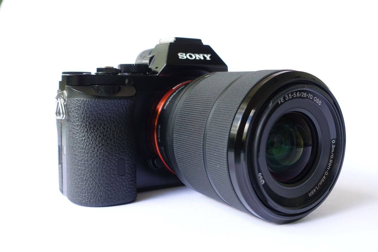Sony Alpha A7s Ilce 7s Digital Camera With Extra Sony 28 70mm Lens Digital Camera Sony Alpha A7s Digital
