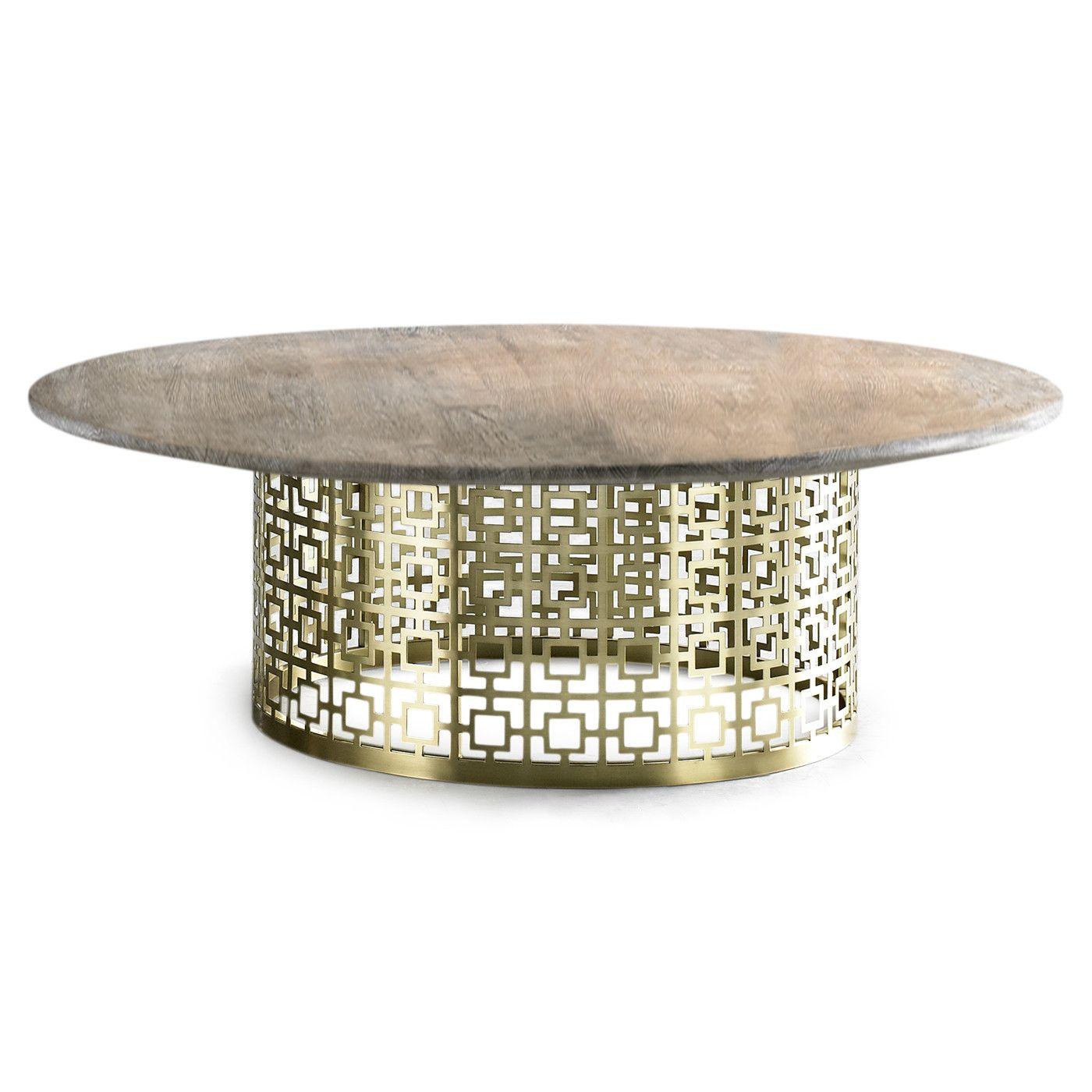 Nixon Coffee Table Round Coffee Table Modern Coffee Table Round Coffee Table [ 1400 x 1400 Pixel ]