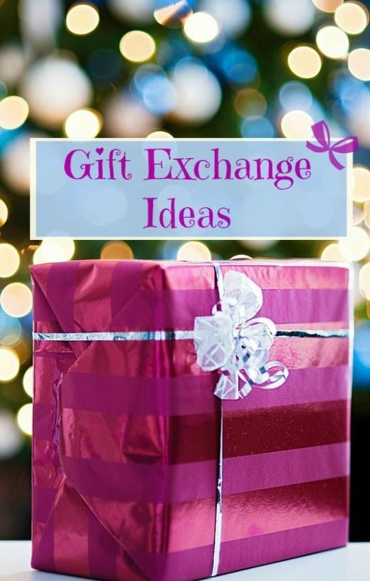 Christmas theme ideas for gift exchanges