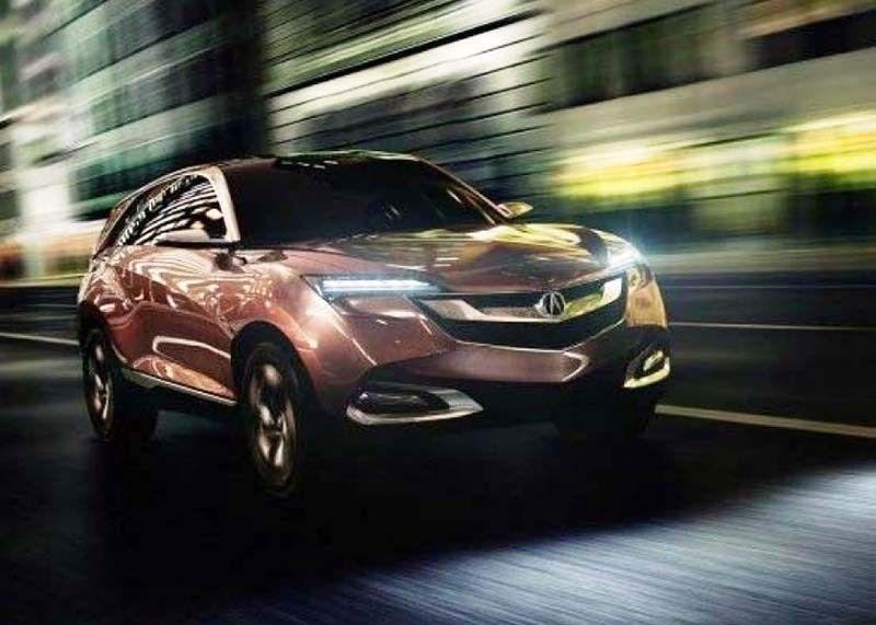2020 Acura Mdx Spy Shots And Rumors Acura Mdx Acura Acura Suv