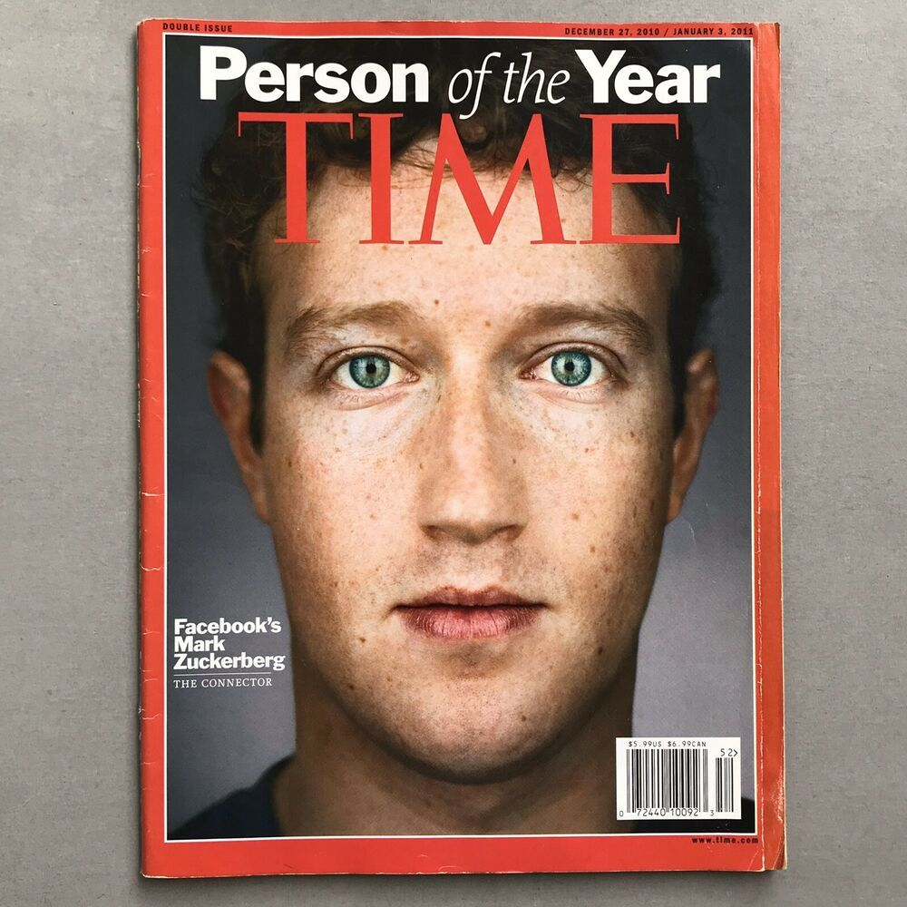 2010 Dec 27 2011 Jan 3 Time Magazine Mark Zukerberg Person Of The Year T 3449 Mark Zuckerberg Time Magazine Zuckerberg