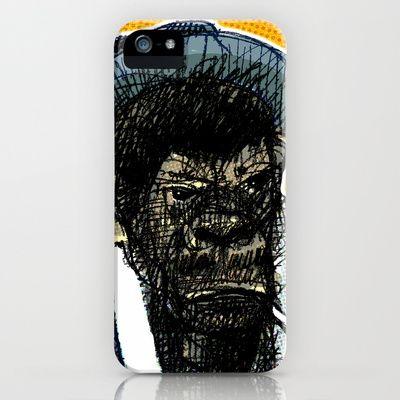 bad monkey iPhone & iPod Case by jenapaul - $35.00