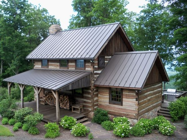 COUNTRY MOUNTAIN HOMES - Antique, Vintage Log Cabin Restoration and Repair and Modular Log Home Construction