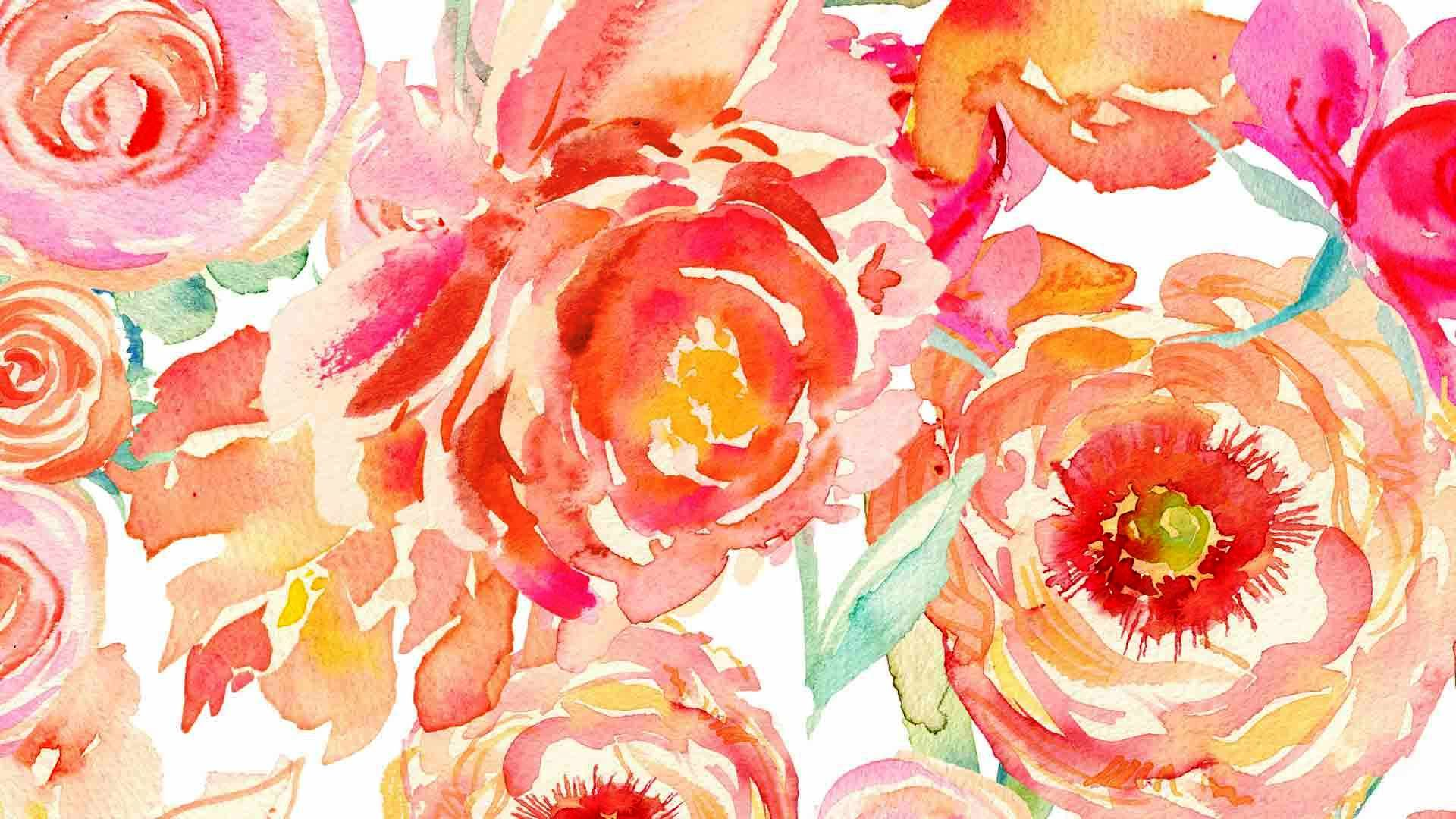 Watercolor wallpaper image by Casey Pantalone on GRAPHICS