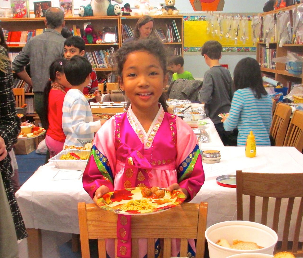 Yummy Family Traditions A Class Cookbook And Feast
