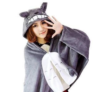 NEW-TOTORO-Cloak-Air-Conditioning-Blanket