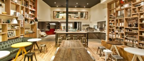 Tobys Estate Coffee Roasters Brooklyn I love the warmth of the